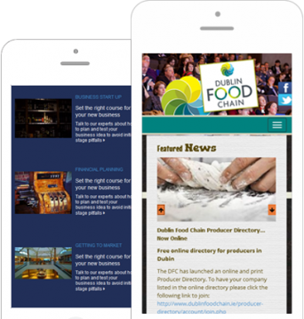 Convert your website to Mobile